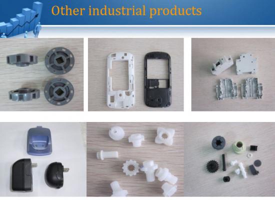 Industrielle produkter 2